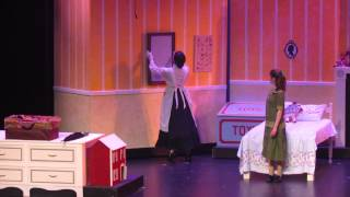 getlinkyoutube.com-Practically Perfect- Mary Poppins the Musical