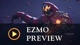 "Battlerite - Champion Preview: Ezmo ""The Mischievous"""