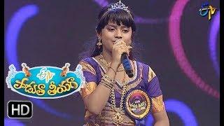 Nenu pakka local Song   Jaahnavi Performance   Padutha Theeyaga  22nd October 2017   ETV Telugu