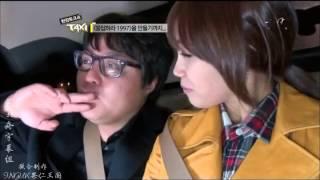 [两站联合]121231 TvN 现场脱口秀Taxi 徐仁国 郑恩地[全场中字] Part3