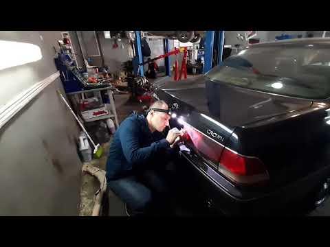 Вскрытие багажника Toyota Crown http://autolock27.ru/