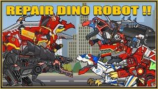 getlinkyoutube.com-Repair Dino Robot - Full Game Play - 1080 HD