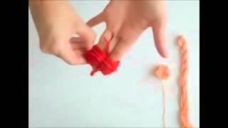 getlinkyoutube.com-كيفية صنع كرات الصوف