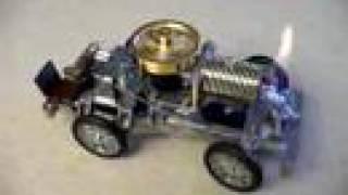 getlinkyoutube.com-Flame-Licker Engine Powered Automobile