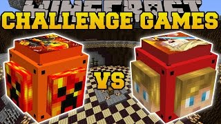 getlinkyoutube.com-Minecraft: PRESTONPLAYZ VS LACHLAN CHALLENGE GAMES - Lucky Block Mod - Modded Mini-Game