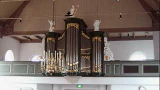 getlinkyoutube.com-Air JS Bach - Peter ten Kate orgel Zuidwolde