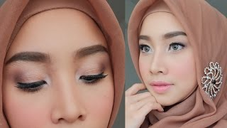 SOFT & NATURAL GRADUATION MAKEUP |  MAKE UP WISUDA ( SEKOLAH /KULIAH ) | IRNA DEWI