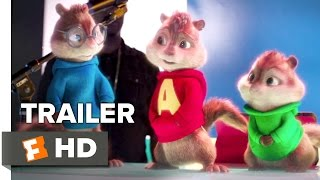 getlinkyoutube.com-Alvin and the Chipmunks: The Road Chip Official Teaser Trailer #1 (2015) - Comedy Movie HD