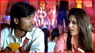 getlinkyoutube.com-Yaaradi Nee Mohini Tamil Movie - Dhanush and Nayanthara have fun in Australia