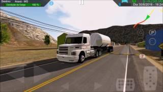 getlinkyoutube.com-Heavy Truck Simulator Gameplay (Android / iOS)