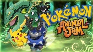 ANIMAL JAM| AJ in Pokemon