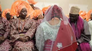 getlinkyoutube.com-Folayemi and Olusanmi -- A Traditional Union