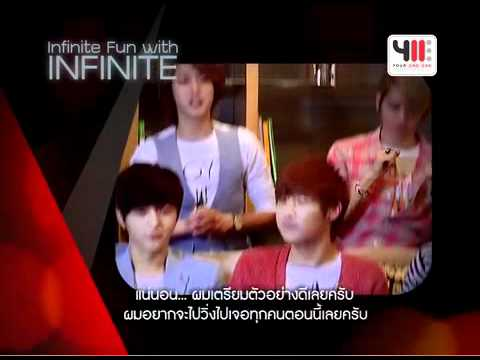 Infinite Fun with INFINITE  The 1st Fan Meeting in Thailand 2012