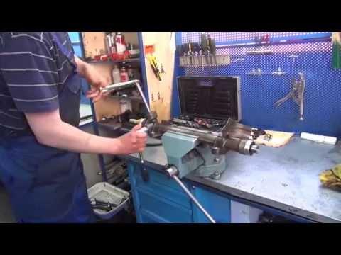 Ремонт рулевой рейки на Nissan X Trail.Ремонт рулевой рейки на Nissan X Trail в СПБ.