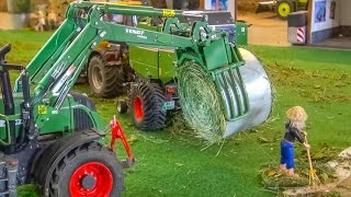 getlinkyoutube.com-RC tractors EXTREME! Mind blowing REAL WORKING farming machines!