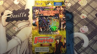 """Product Review : Thai Vanguard Bt-13 """"Booster Deck"""" - Vanguard Done Right?"""