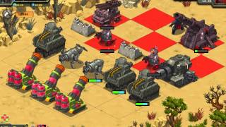 getlinkyoutube.com-Battle Nations: Boss Strike 16 Sovereign Forces