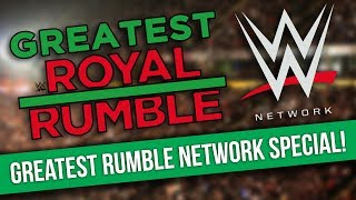 WWE 'Greatest Royal Rumble' Broadcast Info   JR's Favourite Match