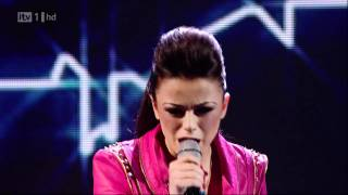 "Cher Lloyd (Full Version) ""Empire State of Mind"" X Factor 2010 Live Show 5 (HD)"