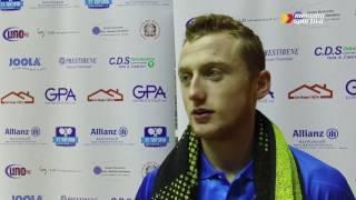 Top Spin, le parole di Antonino Amato dopo il match con il Castel Goffredo