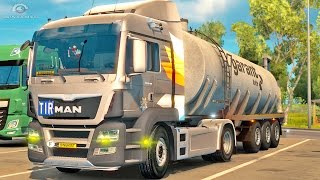MAN TGS ETS2 (Euro Truck Simulator 2)