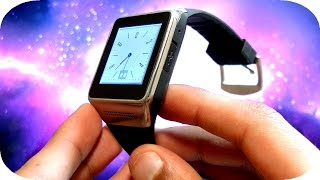 getlinkyoutube.com-The Best Cheap Smartwatch of 2015? Atongm W008 Watch Full Review!