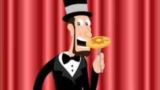 Parry Gripp - Nom Nom Nom Nom Nom Nom Nom (Animated Version)