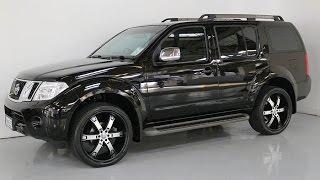 getlinkyoutube.com-2012 Nissan Pathfinder Ti - Team Hutchinson Ford