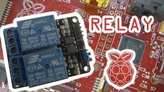 getlinkyoutube.com-Using Relays and Relay Boards with the Raspberry Pi
