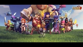 getlinkyoutube.com-Clash Of Clans Çabuk Level Atlama & Altın Kasama & İksir Kasma & Kara İksir Kasma