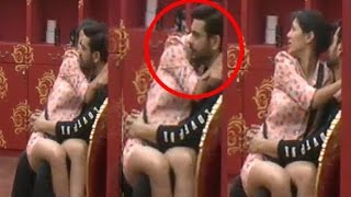 Rochelle Rao's Cute Moments With Keith Sequeira in Bathroom Inside Bigg Boss House
