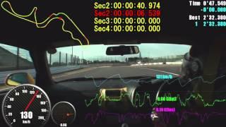 getlinkyoutube.com-鈴鹿サーキット フルコース 2分32秒418 車載 S2000 Type-S だいたいノーマル