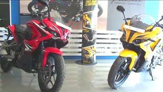 getlinkyoutube.com-#Bikes@Dinos: Bajaj Pulsar 200 RS First Ride Review and Walkaround (price, mileage, etc.)