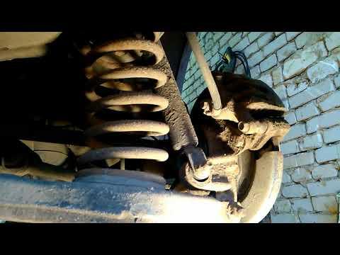 Доработка плавающих шарниров задней подвески Нью Актион