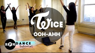 "getlinkyoutube.com-Twice ""Like Ooh-Ahh"" Dance Tutorial (Chorus and Breakdown)"