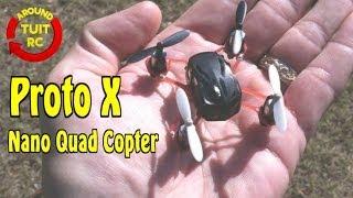 getlinkyoutube.com-Estes Proto X Nano Quad Copter Review