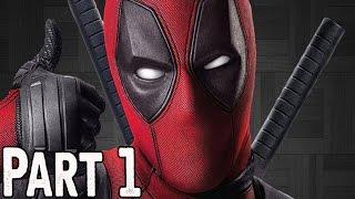 getlinkyoutube.com-Deadpool (Xbox One Edition) Walkthrough Part 1 Gameplay Lets Play