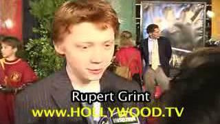 Hollywood.com Talks To Rupert Grint