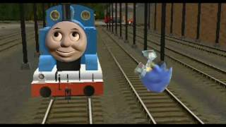 getlinkyoutube.com-sonic joins trainz