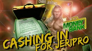 getlinkyoutube.com-CASHING IN FOR JERIPRO - CLAIMING NEW MITB REWARDS! : WWE SuperCard