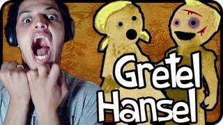 NÃO é JOGO é ARTE! - Gretel & Hansel - Parte 1