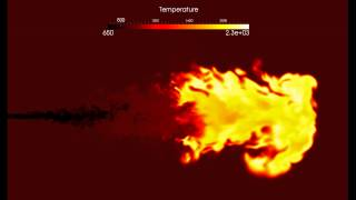 getlinkyoutube.com-OpenFOAM LES of Spray Combustion