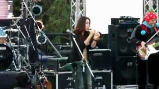 getlinkyoutube.com-เสียงที่เปลี่ยน (Live @ Overcoat MF 2011) - Belle feat. 60 Miles