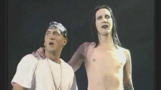getlinkyoutube.com-Eminem & Marilyn Manson - The Way I Am