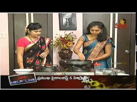 My cookery show @ Vanitha TV