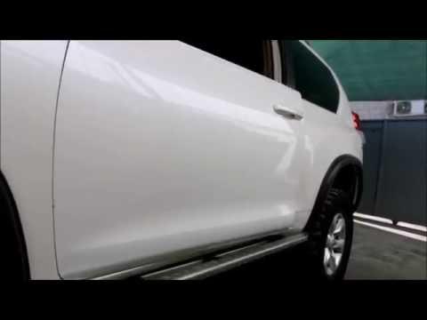 Totota Land Cruiser PDR door panel  часть 2