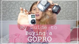 The Beginners Guide to Buying a GoPro | Where's Mollie?