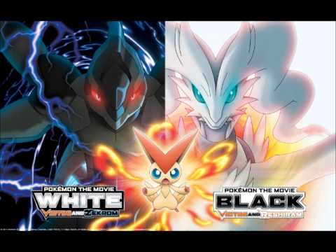 Pokemon The Movie Black/White Opening Theme with lyrics