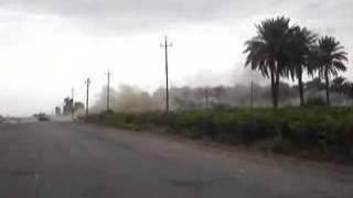 getlinkyoutube.com-Best Tank clip: M1A2 sep's firing 5 shots in iraq 1 of 2