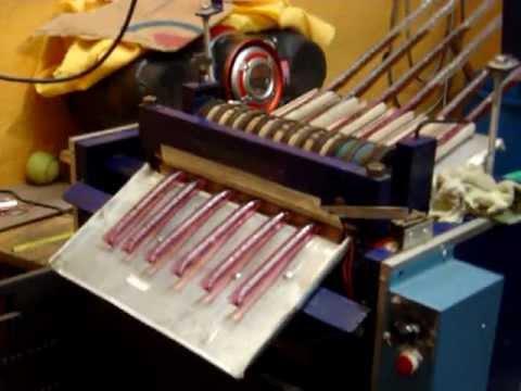 maquina para bolis y gelatinas